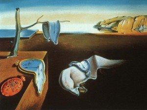 Salvador Dali, La Persistance de la Mémoire, 1931, 24x33cm, Museum of Modern Art, New York
